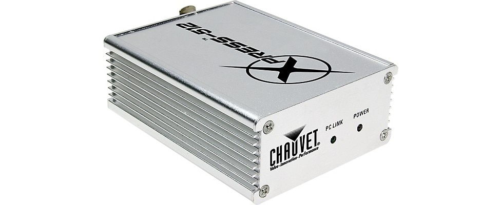 Chauvet Xpress 512 Controller and USB Interface