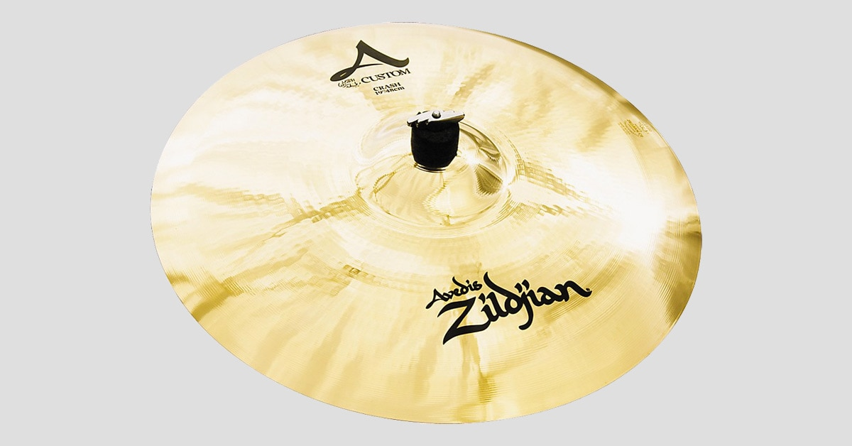 How To Choose The Right Cymbals For Your Drum Kit