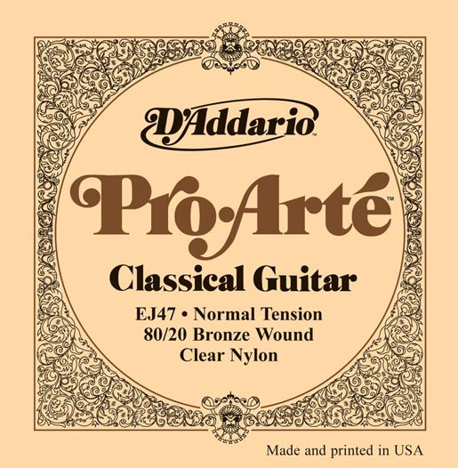 D'Addario Pro-Arte Classical Guitar Strings