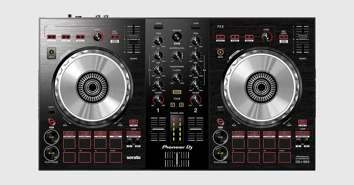 how to choose the best dj equipment the hub. Black Bedroom Furniture Sets. Home Design Ideas