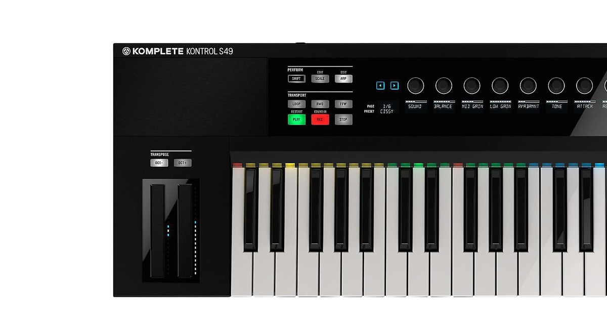 DJ Buying Guide to Keyboard Controllers
