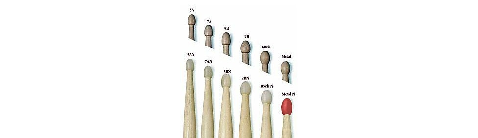 how to choose the right drum sticks the hub. Black Bedroom Furniture Sets. Home Design Ideas