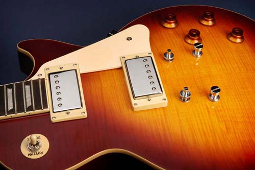 Removing Back Plate of an Epiphone Les Paul