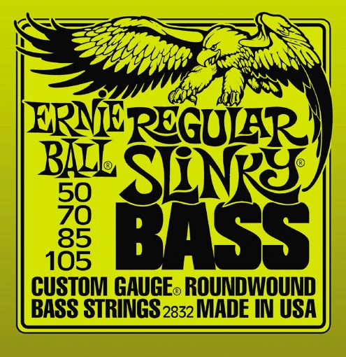 Ernie Ball Roundwounds