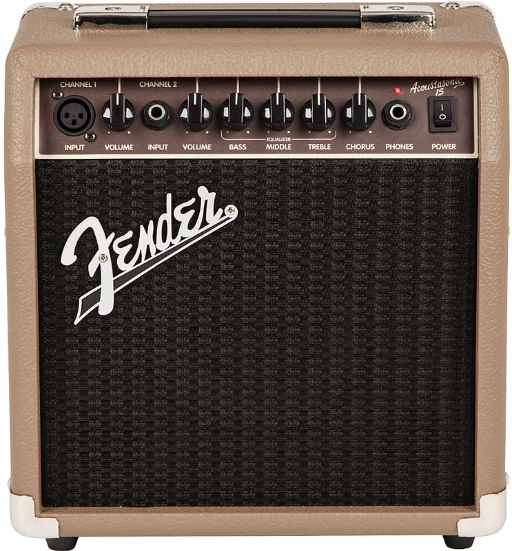 Fender Acoustasonic Acoustic Combo Amplifier