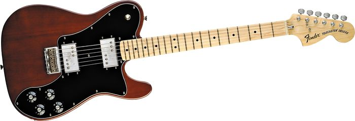 Fender Classic '72 Telecaster Deluxe