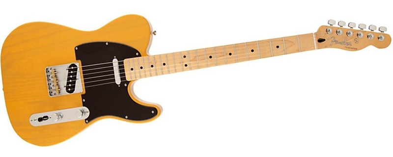 Fender Special Edition Deluxe Ash Telecaster