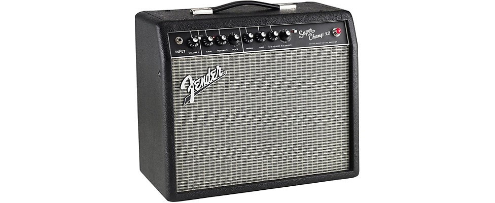Fender Super-Champ X2 Combo Amp