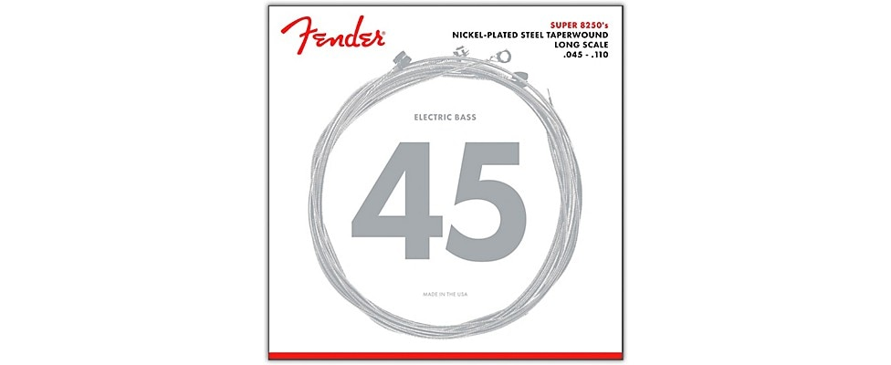 Fender Taperwound Bass Strings