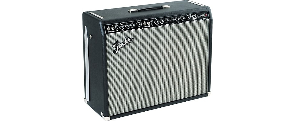 Fender Vintage 65 Twin Reverb Guitar Combo Amp