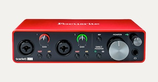 How To Choose Recording Gear - Focusrite 2i2 Interface