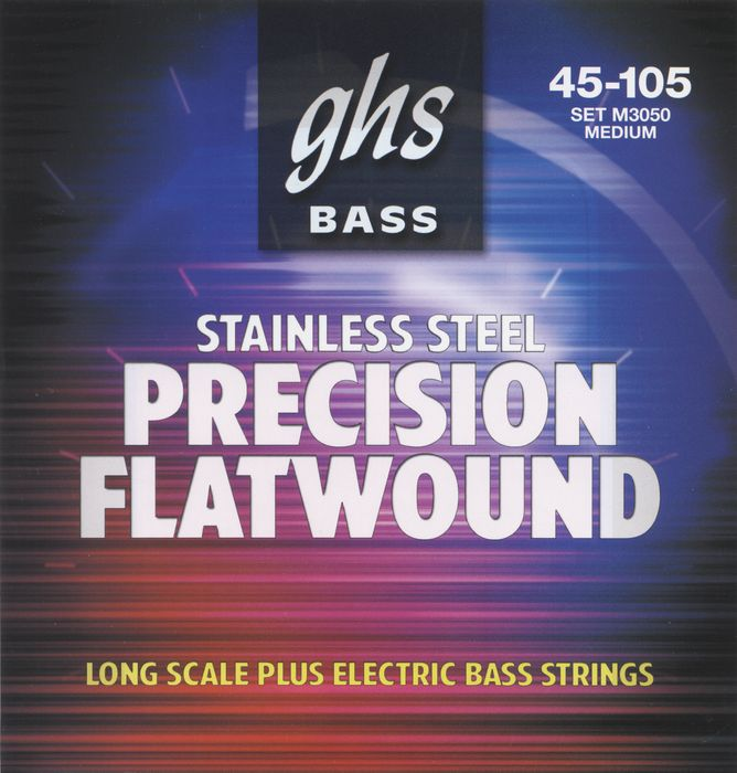 GHS Precision Flatwounds