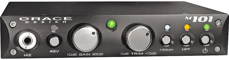 Grace Design M101 Mic Preamp