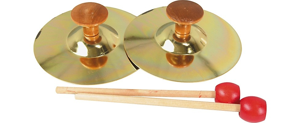 Hohner Brass Cymbals