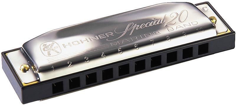 Buying Guide: How to Choose a Harmonica