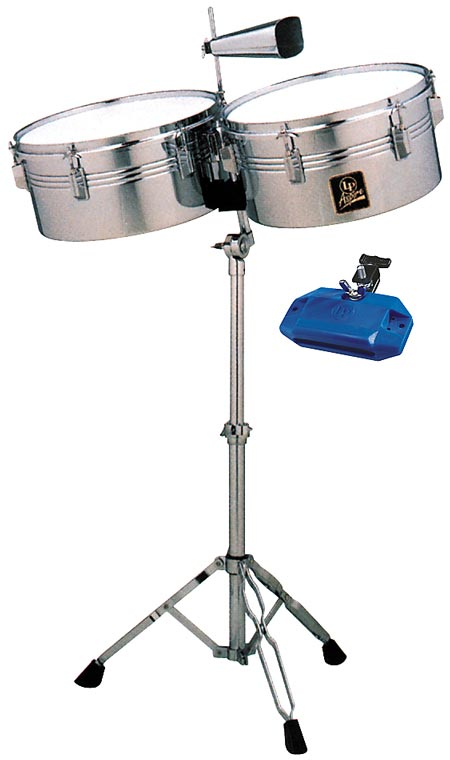 LP Aspire Timbale Set