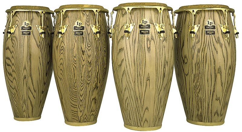 LP Galaxy Giovanni Series Congas