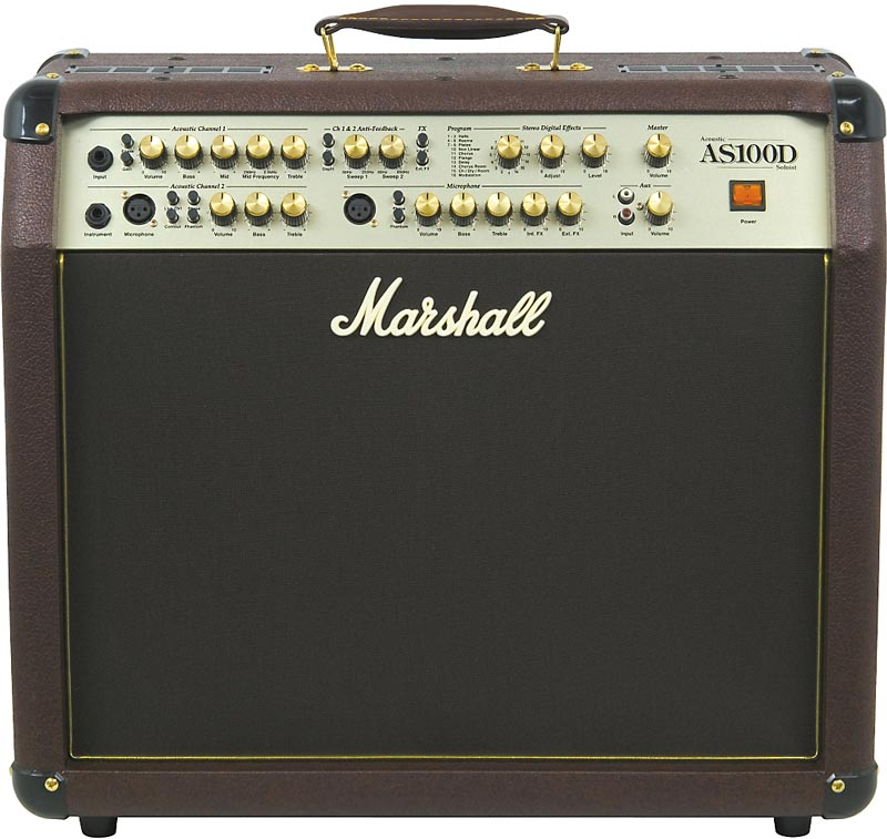 Marshall AS100D Acoustic Combo Amplifier