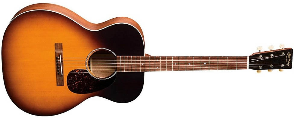 Martin 17 Series 000-17 Auditorium Acoustic Guitar Whiskey Sunset