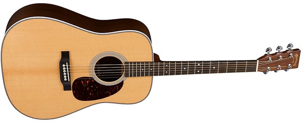 Martin HD-28 VTS Acoustic Guitar