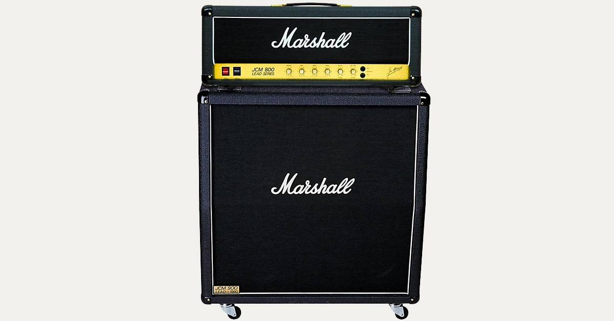 9 Killer Guitar Amps Built for Metal Tones