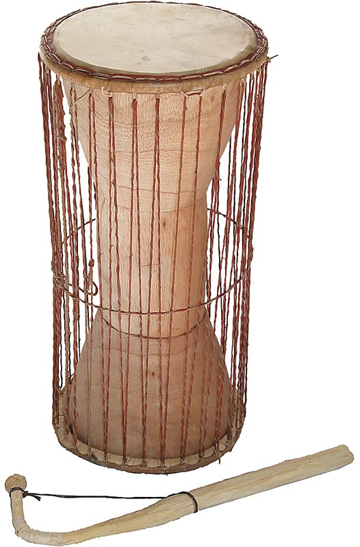 Overseas Connection Ghana Talking Drum
