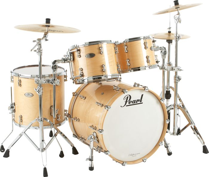 Pearl Reference Pure Standard Natural Drum Set