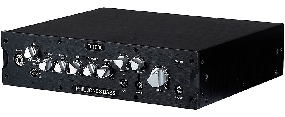 Phil Jones Bass D-1000