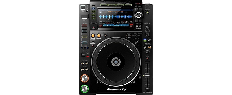 Pioneer CDJ-2000NXS2-Pro-DJ-Multi-Player