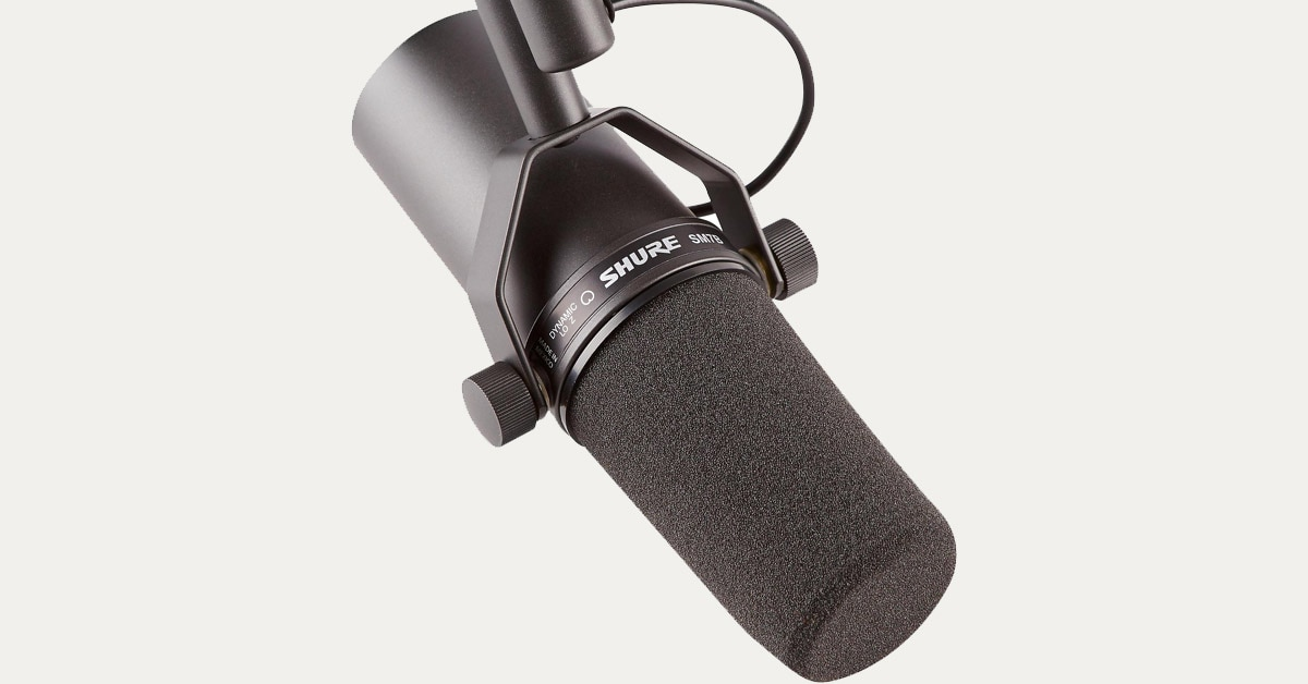 The Best Audio Gear for Podcasting: Microphones, Interfaces and More
