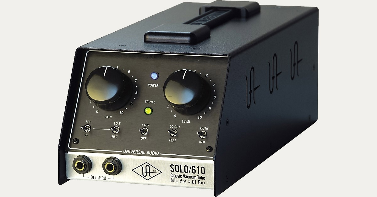 Preamp Buying Guide