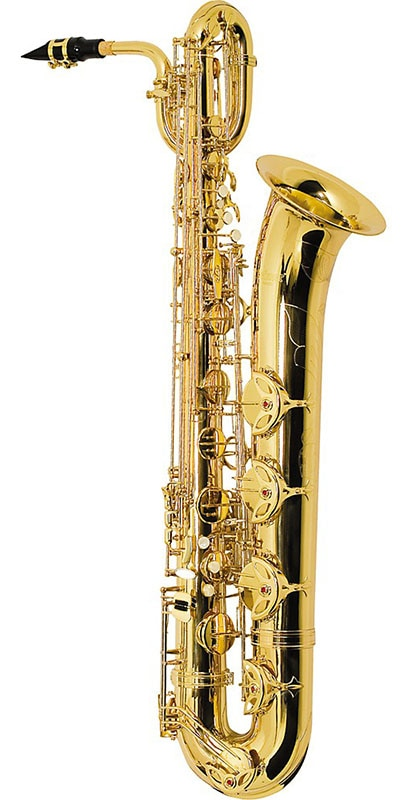 Selmer BS500 Baritone Saxophone 419x800 buying guide how to choose a saxophone the hub