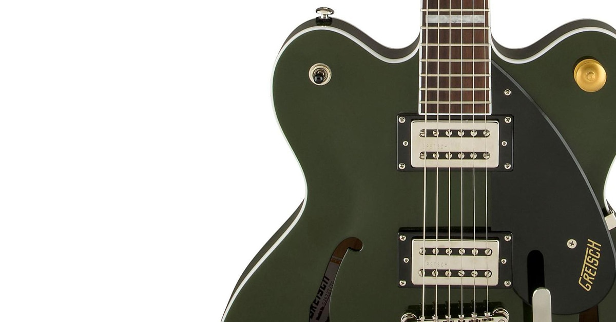 Semi-Hollowbody Guitar Buying Guide