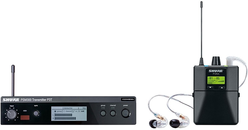 Shure PSM 300 Stereo Personal Monitoring System