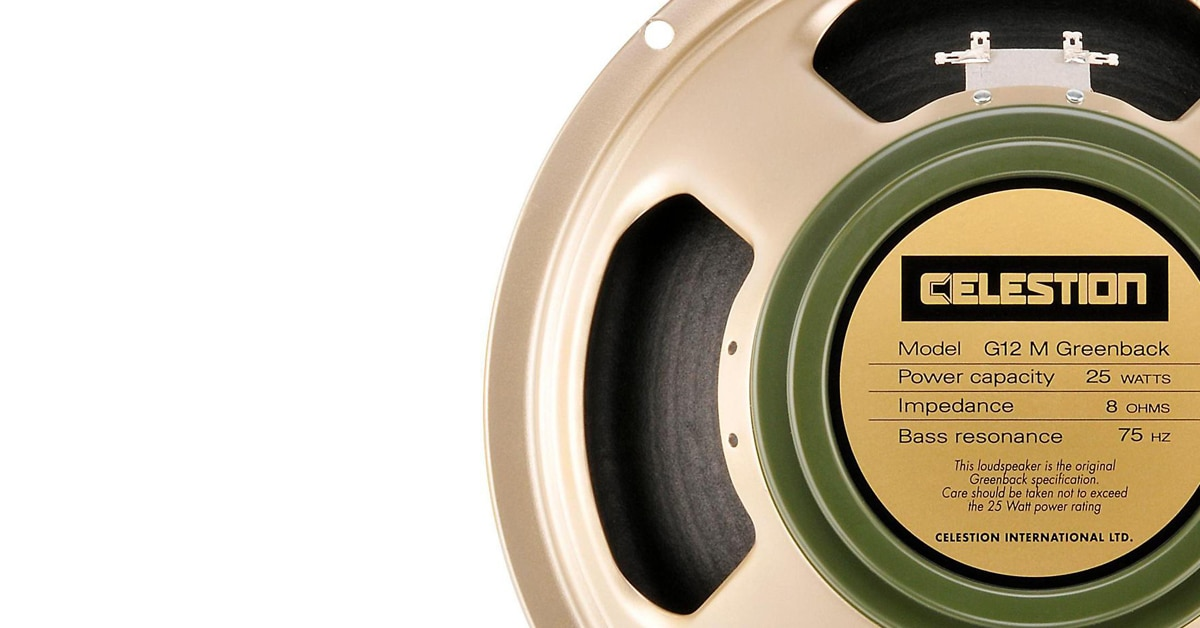 How to Choose the Right Guitar or Bass Amp Replacement Speakers