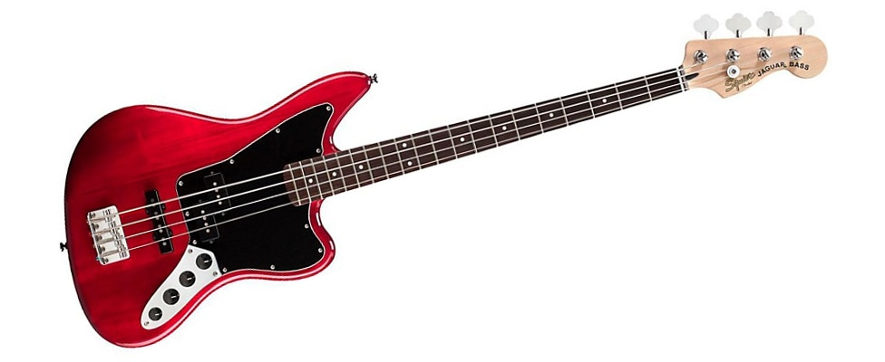 Squier Vintage Modified Jaguar Electric Bass Guitar