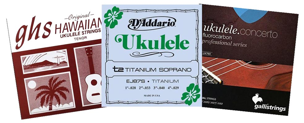 Buying Guide How To Choose The Right Ukulele Strings The Hub
