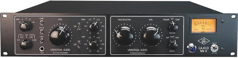 Universal Audio LA-610 Mk II Recording Channel