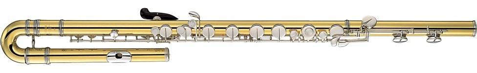 Yamaha Bass Flutes