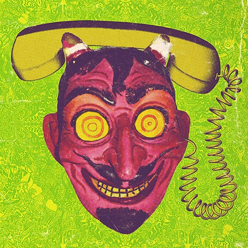 Brain Telephone by Frankie and The Witch Fingers