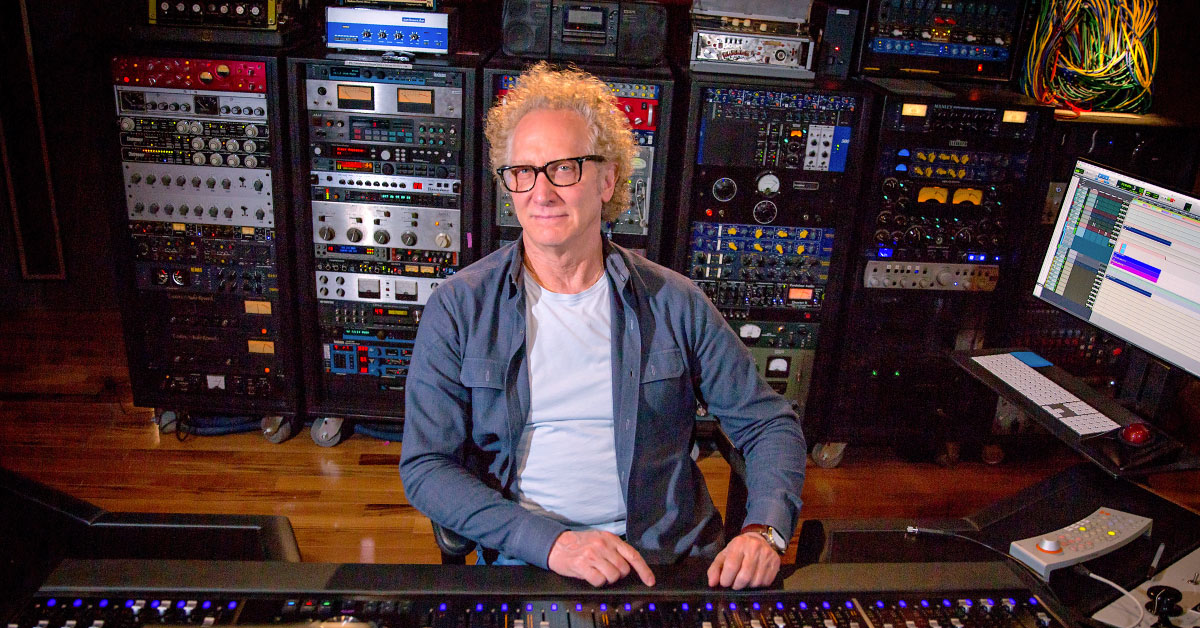 Mix Engineer Michael Brauer | Brauerizing Through the Decades