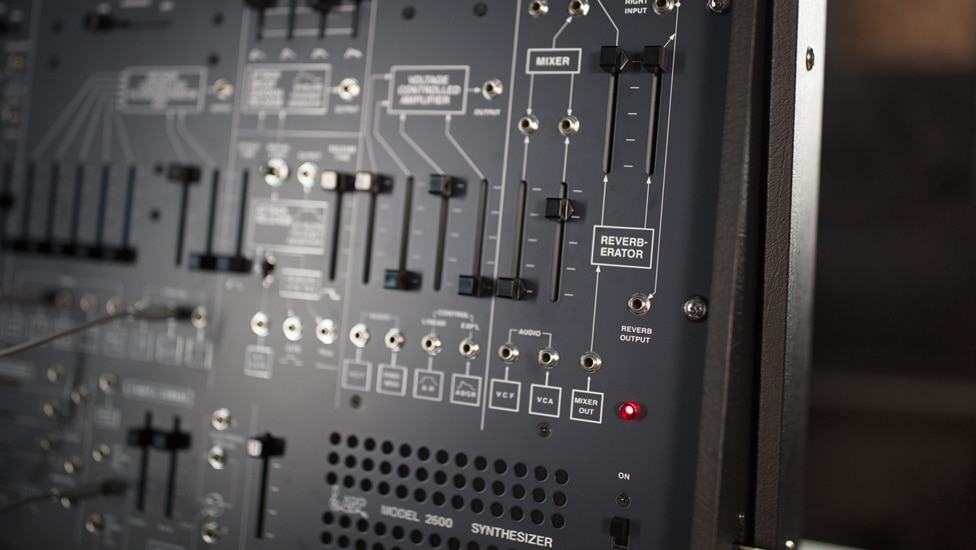 A closer look at the ARP 2600