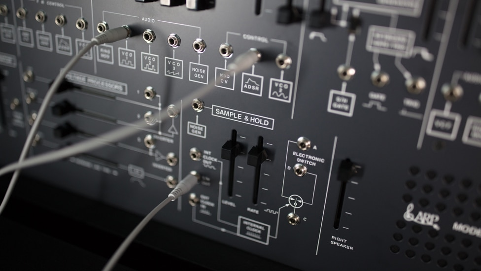 The ARP 2600's Sample and Hold