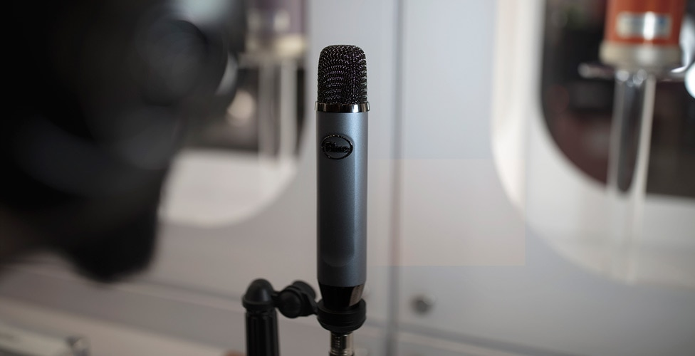 Blue Ember Condenser Microphone