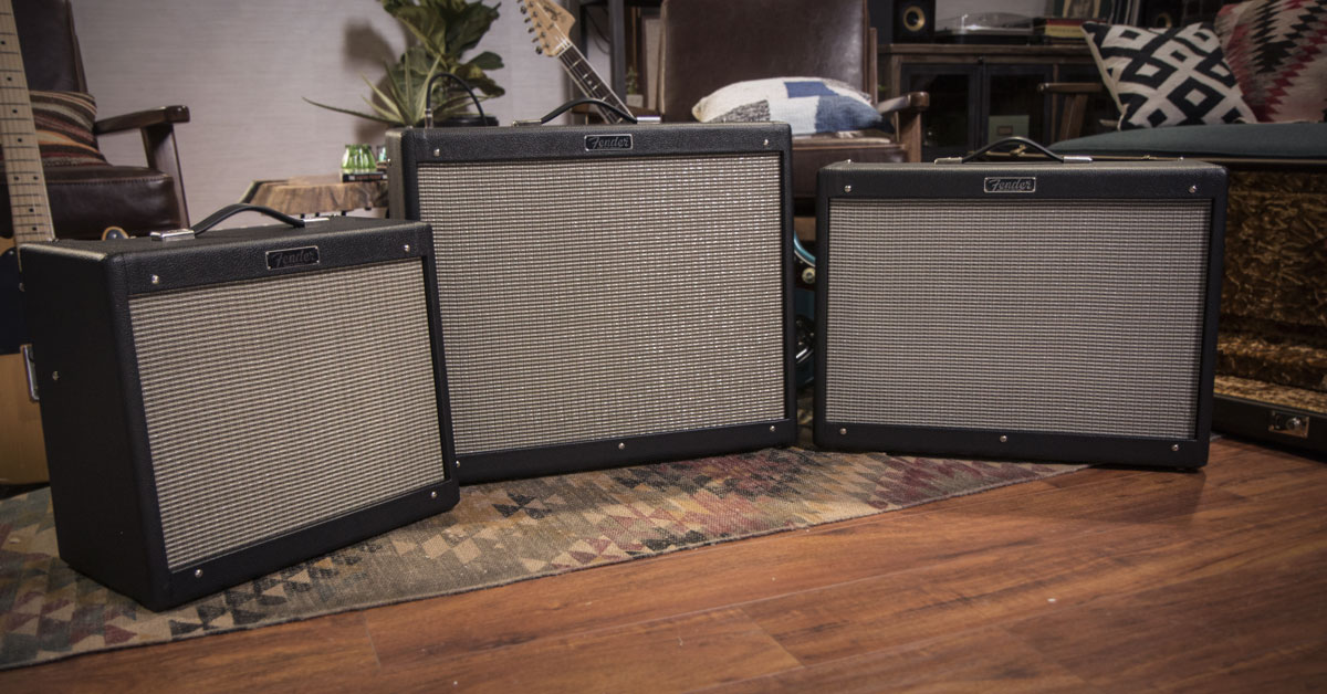 Fender Hot Rod IV Guitar Amplifiers