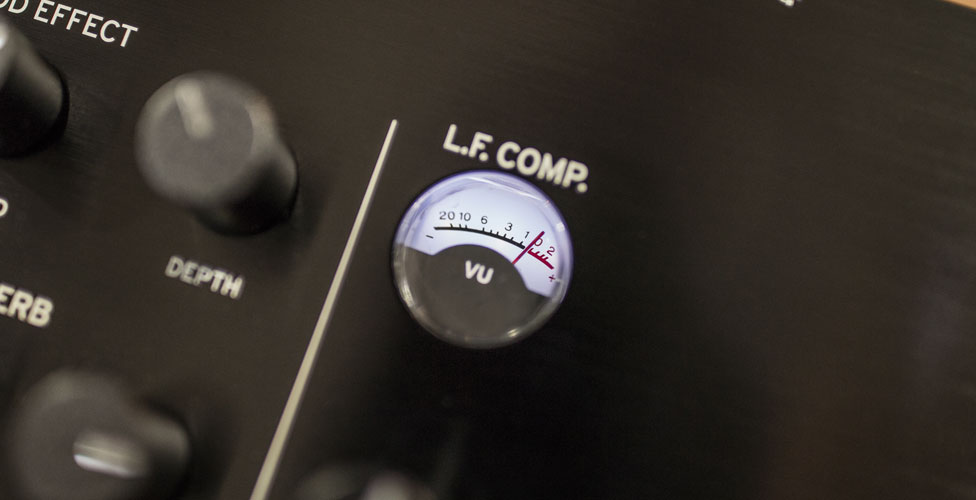 The Low Frequency Compressor on the Korg Prologue-16