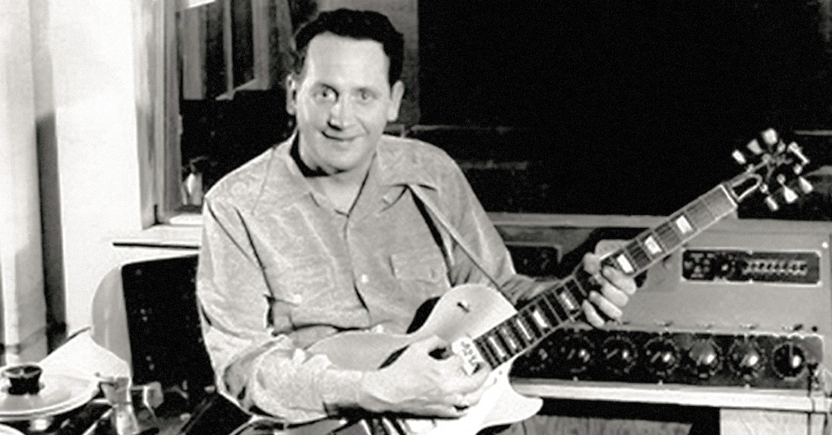 Happy Birthday, Les Paul