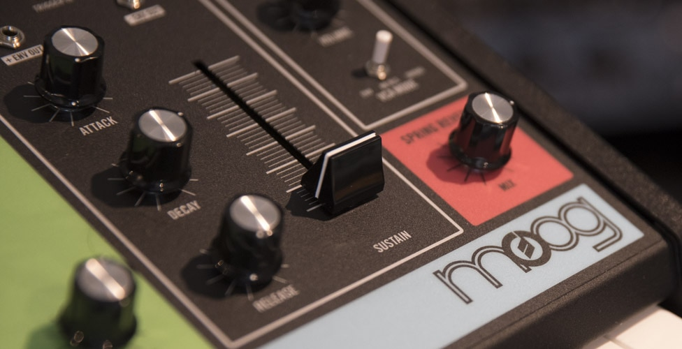 Moog Grandmother Envelope Generator