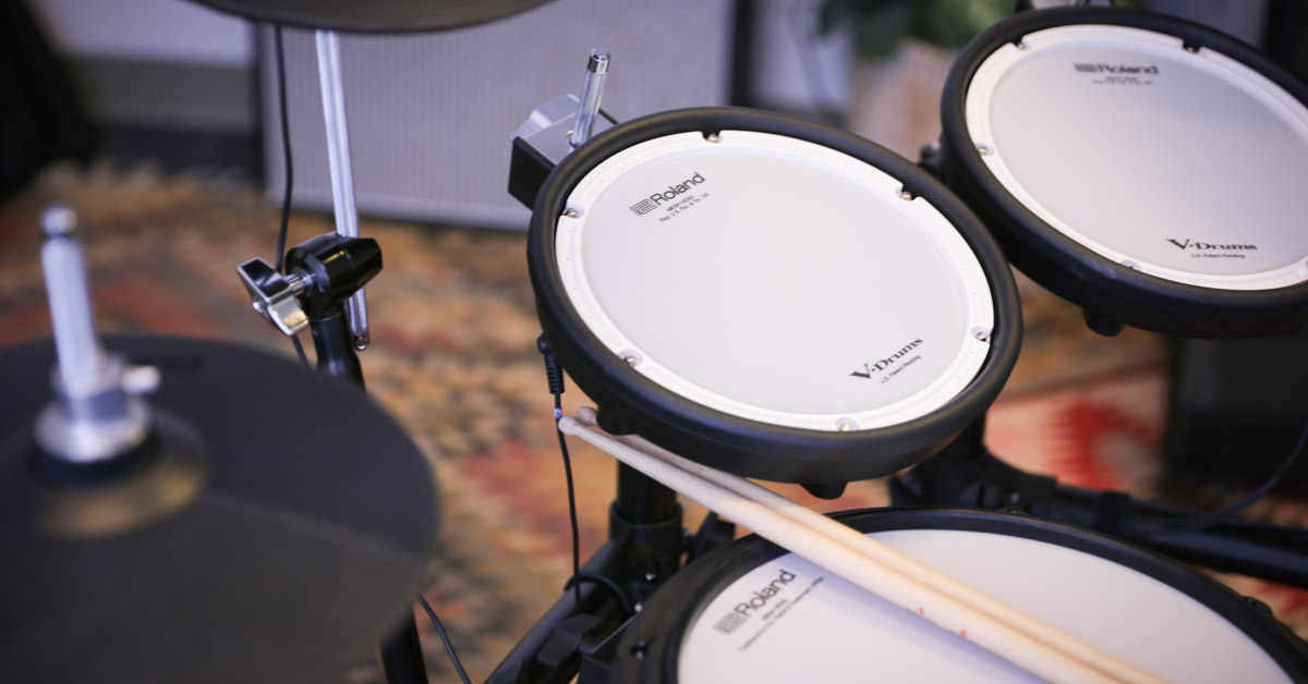 Roland Announces TD-17 V-Drums Family of Electronic Drums