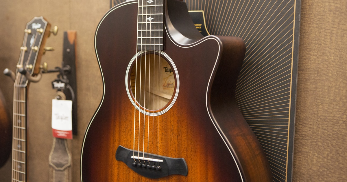 Andy Powers Breaks Down the New 2020 Taylor Builder's Edition Models